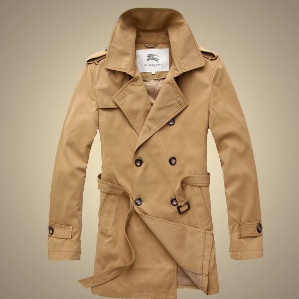Burberry Mens Trench Coat only $142.40,save 60% off