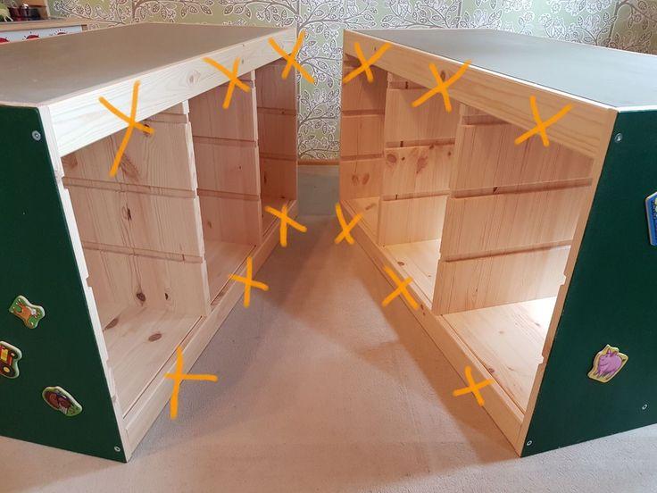 die besten 25 baby stauraum ideen auf pinterest ikea kinderzimmer stauraum bett mit viel. Black Bedroom Furniture Sets. Home Design Ideas
