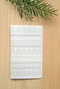 Reflective travel card holder with Stiching pattern.