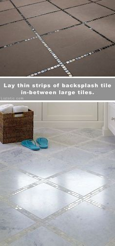 Beautiful and creative tile ideas for kitchen splashback, master bath