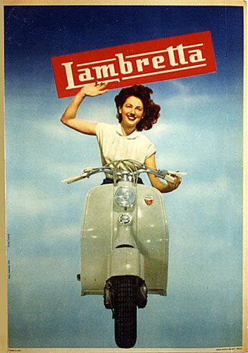 Lambretta.