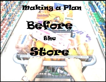 Planning to make shopping with kids easier.  FREE PRINTABLES!