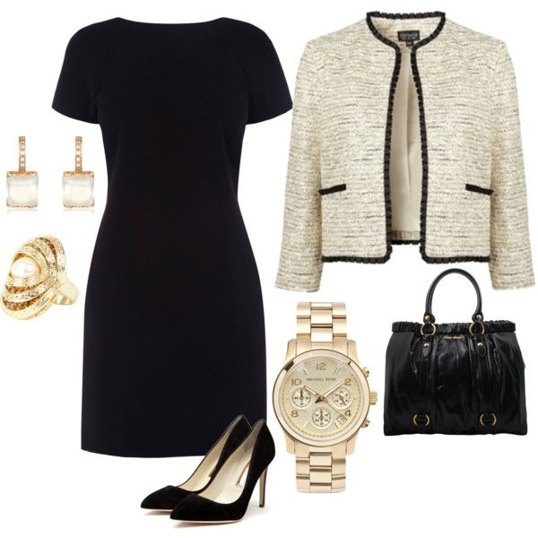A fashion look from February 2012 featuring Rupert Sanderson pumps, Miu Miu tote bags e Michael Kors watches. Browse and shop related looks.