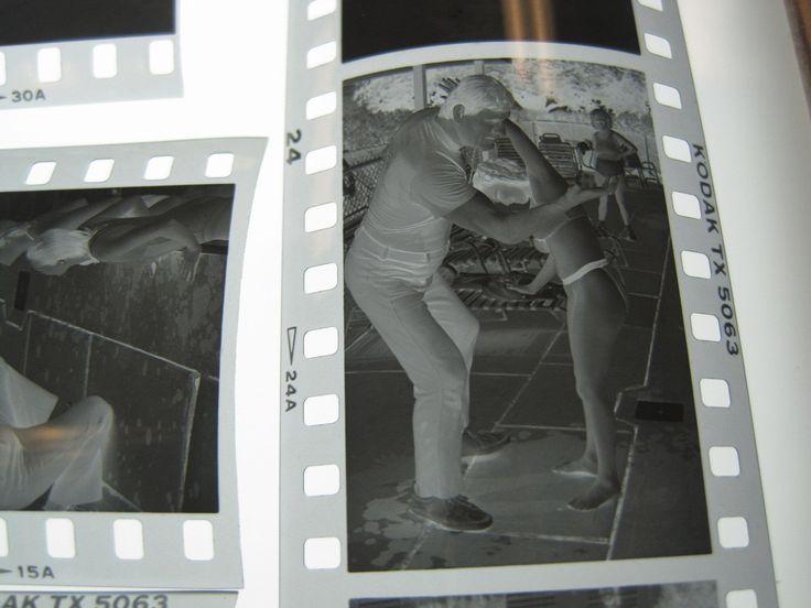Vintage #D Photo Negatives WWWF Wrestler Killer Kowalski at his Wrestling Camp | eBay