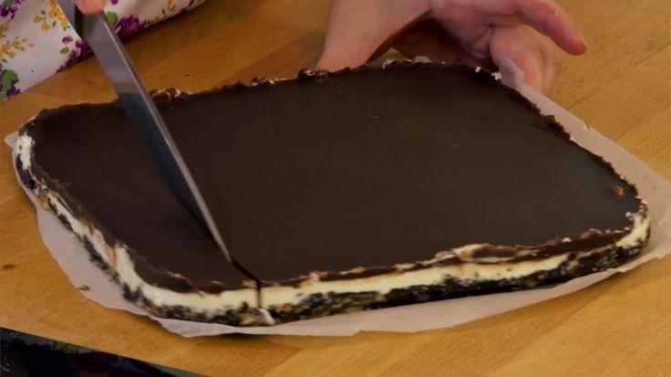 Nechce sa vám piecť, ale máte chuť na niečo dobré? Nepečené kanadské čokoládové tyčinky sú ten správny tip | Tivi.sk