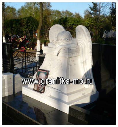 Скульптурные надгробные памятники