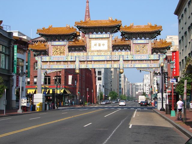 What to See in Chinatown in Washington, DC