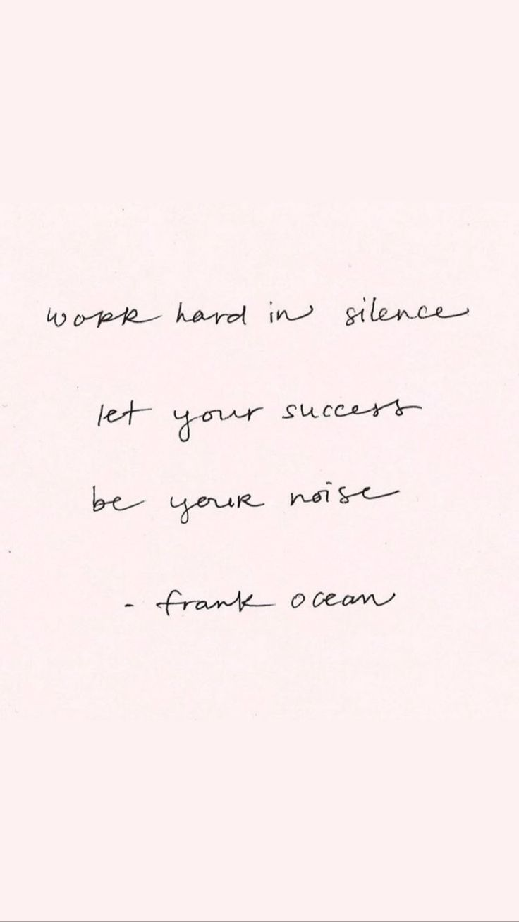 Motivation Frank Ocean Quote Frank Ocean Quotes Words Quotes Words