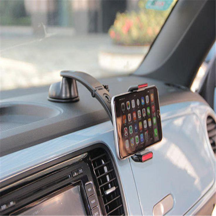 For huawei p9 lite car phone holder 360 Degrees phone holder for the car Dashboard Mobile Mount car Mobile Phone Holder