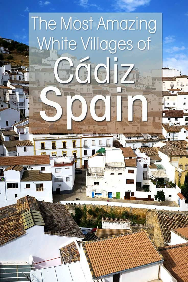 Do you plan your Cadiz holidays and tour of Andalucia to visit the white cities in southern Spain? Read my southern Spain road trip around Cadiz province. #spain