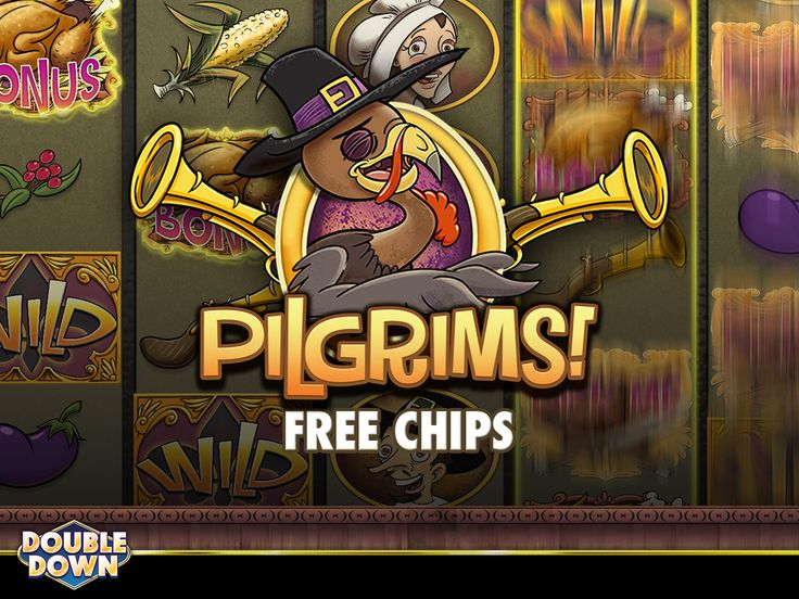 (EXPIRED) Pilgrims! is here for the Thanksgiving season, so grab a plate and fill it with Chips! You can get 200,000 FREE chips by clicking the Pinned Link (or use code TXLBHT)
