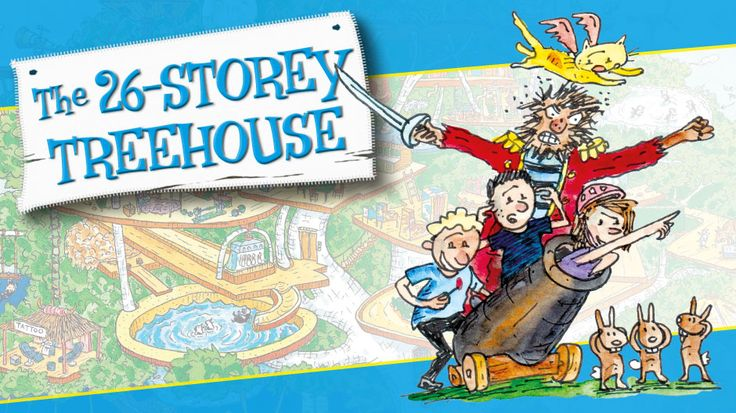 Hot on the heels of the premiere stage adaptation of Andy Griffiths' and Terry Denton's The 13-Storey Treehouse, their next bestseller comes to life on stage: THE 26-STOREY TREEHOUSE! Details HERE: http://www.whatsonsydney.com/eventDetails.aspx/24479/the-26storey-treehouse
