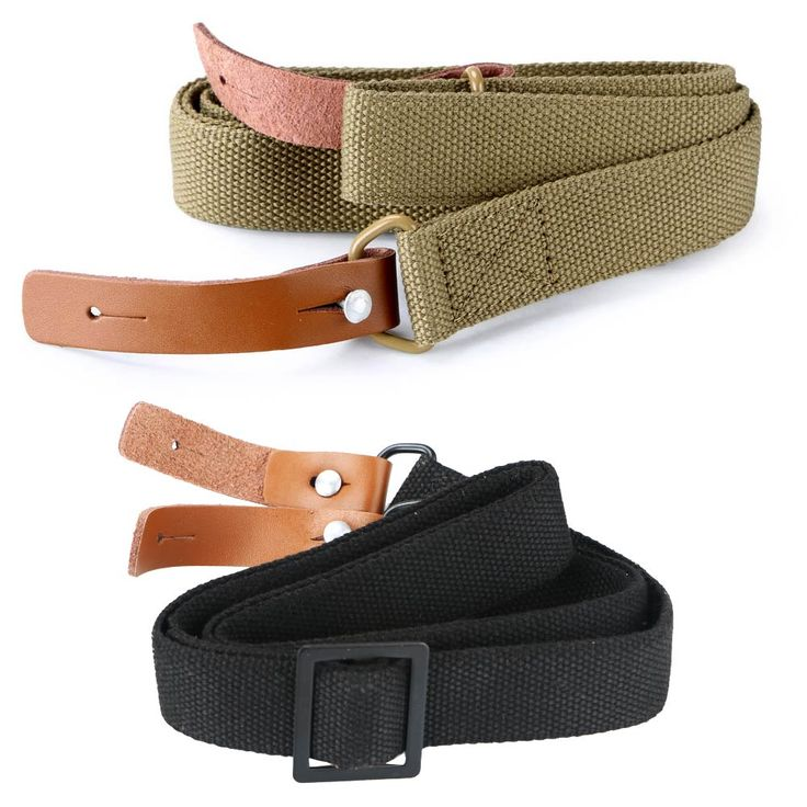 Airsoft AK Rifle Hunting Belt Tactical Military Elastic Gear Gun Sling Strap Outdoor Camping Survival Sling Hunting Accessories