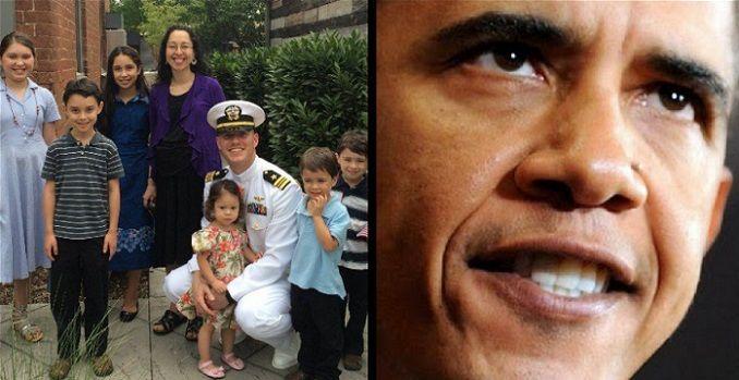BREAKING: Obama Makes Sickening Move Against Navy Officer That Shot Muslim Terrorist #Chattanooga