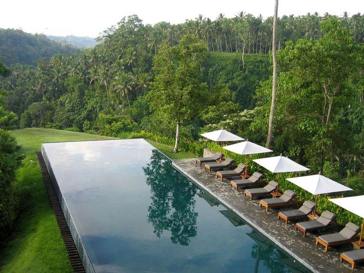 Alila Ubud en Indonésie http://www.vogue.fr/mariage/inspirations/diaporama/le-top-10-des-htels-spcial-lune-de-miel-du-printemps-voyages/19429
