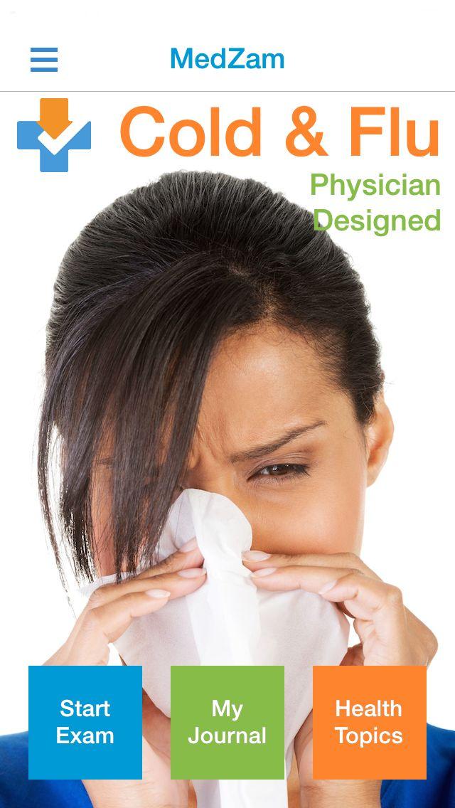 Free Cold & Flu iStore app.
