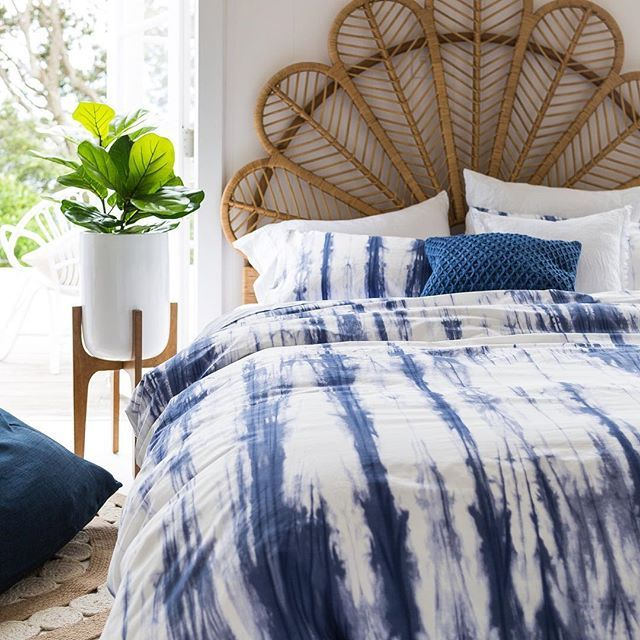 We're feeling friendly! WIN the *new* Tie Dye Duvet Cover Set (queen). To get your hands on this - just like @ezibuyhome and like this post. SO EASY RIGHT?! Ends 3 Feb. Know someone who might like it too? Tag them below! #homeware #TieDyeDuvet #bedding #bedroom #tiedye #blue #boho #autumn #EziBuyHome #competition Terms: www.ezibuy.com/tc#tiedye-comp Find the duvet online, search 169222.