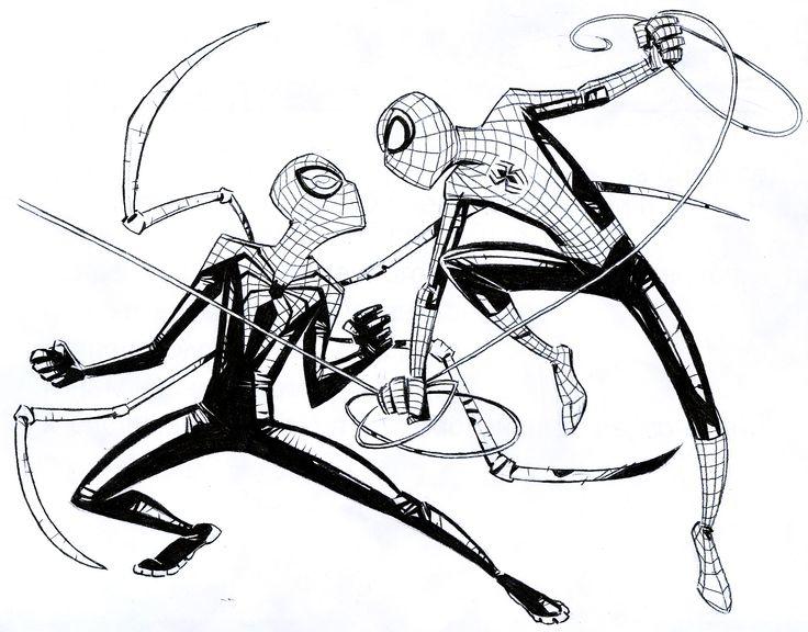 Совершенный человек-паук