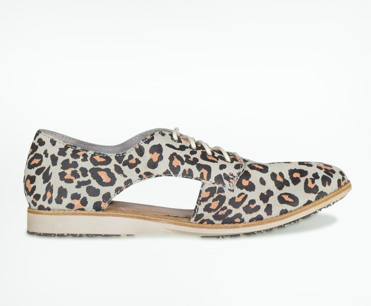 Sidecut Orange Leopard - Rollie Nation