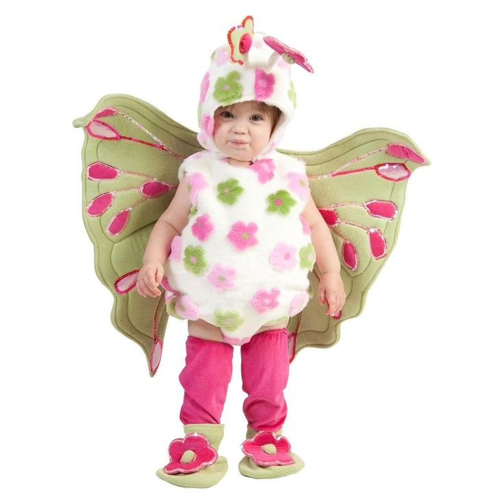 Girls' Toddler Butterfly Costume