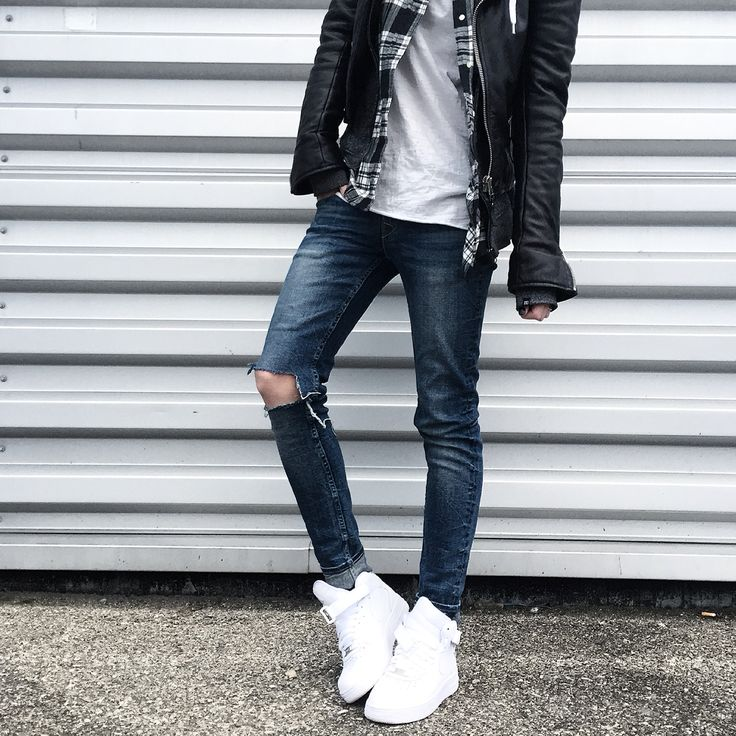 nike air force 1 high outfit