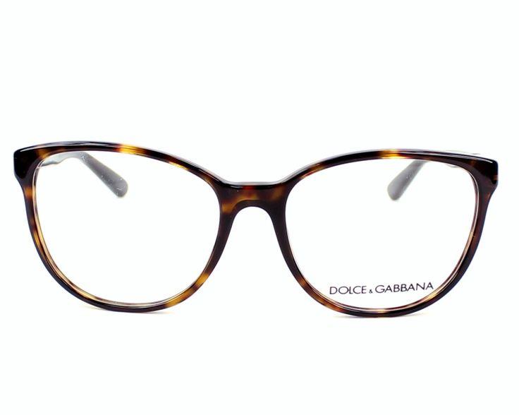 Lunettes de vue Dolce & Gabbana DG3154P, model 18465