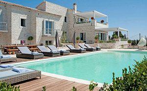 Villa Lauren on Paxos