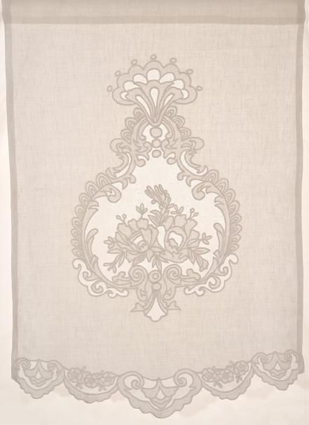 129 best rideau broderie images on pinterest | curtains, cut work