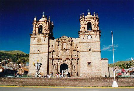 Catedral de Puno - Peru