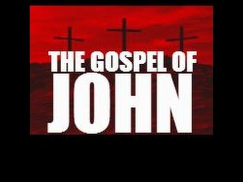 Exploring of the gospel of john religion essay