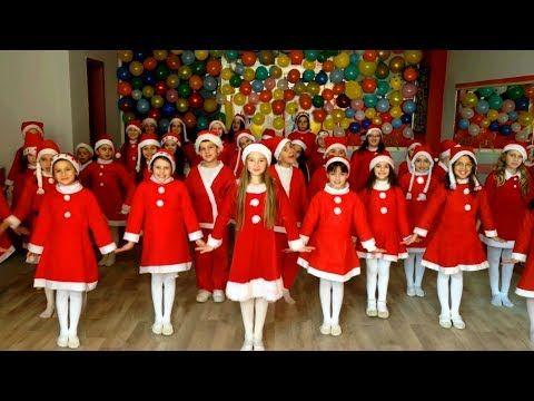 (116) Merry Christmas Dance - Jingle Bells 2016 - YouTube