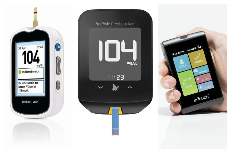 blood glucose machine for iphone