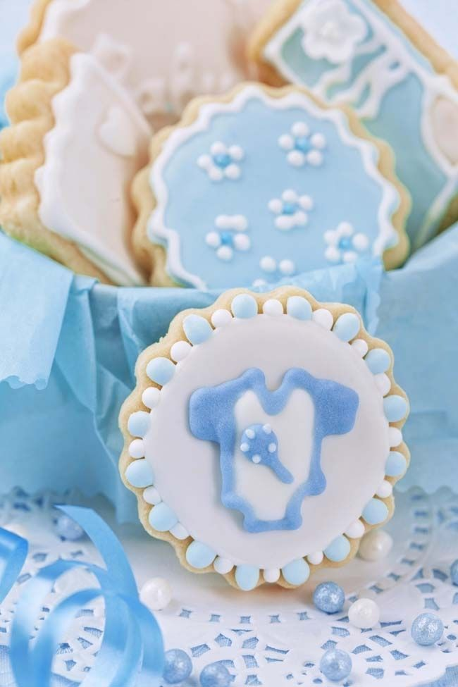 CUTE FOOD FOR BABY SHOWER   Are you looking for boy baby shower party supplies?