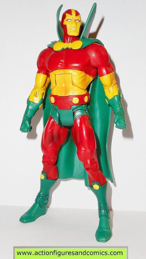 mattel toys action figures for sale to buy DC UNIVERSE Classics 2008 MR MIRACLE - wave 6 Kalibak series condition: excellent - nice paint, nice joints. nothing broken or damaged figure size: 6.5 inch