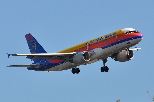 Air Jamaica is the main airline for travel to Jamaica.