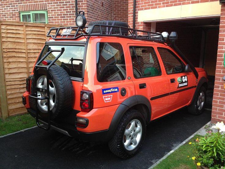 Image Result For Freelander 1 Snorkel. Expedition CarLand Rover ...