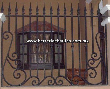 cercos rejas de herreria para ventanas portones y puertas metalicas para