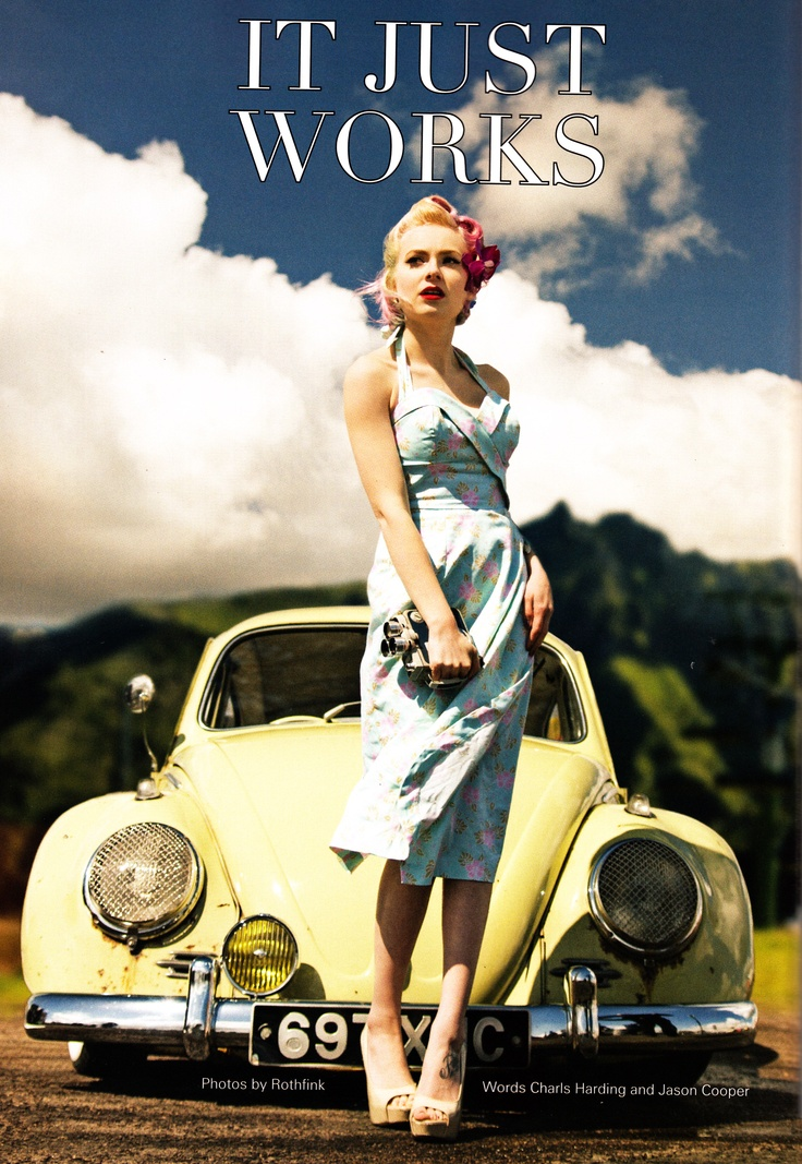 39 Best Images About Vw Pinup Girls On Pinterest