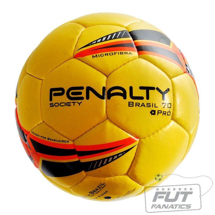 Bola Penalty Brasil 70 Pro Society Amarela Somente na FutFanatics você compra agora Bola Penalty Brasil 70 Pro Society Amarela por apenas R$ 159.90. Society. Por apenas 159.90