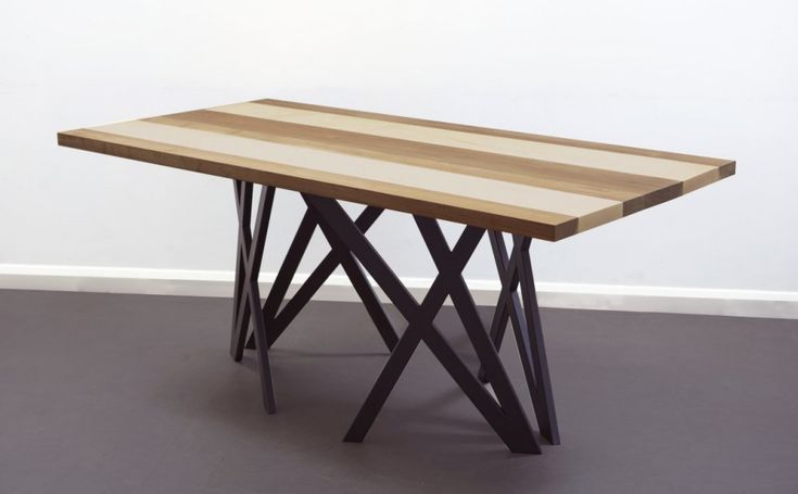 The X Table by Christopher Duffy | Supreme Furniture Blog