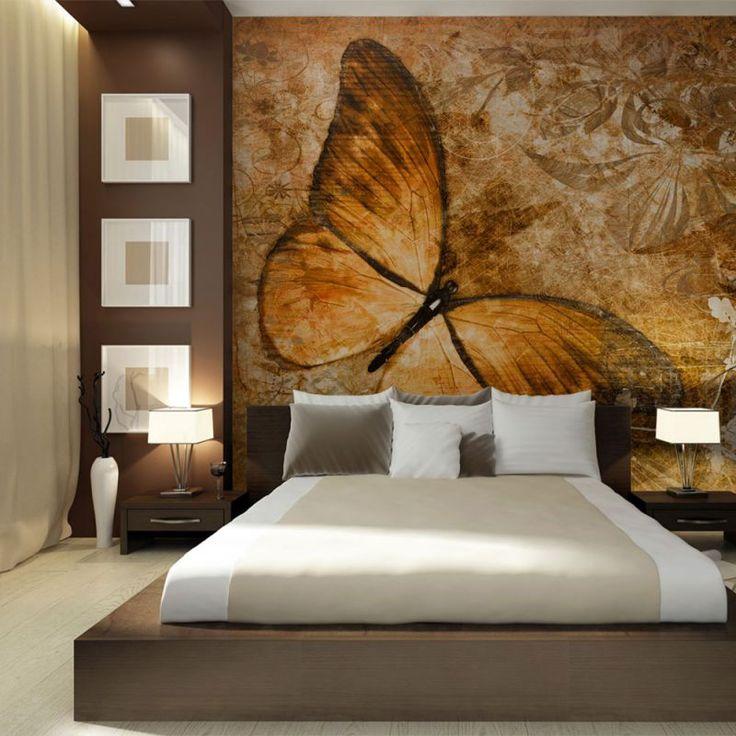 Fototapeta do sypialni Motyl