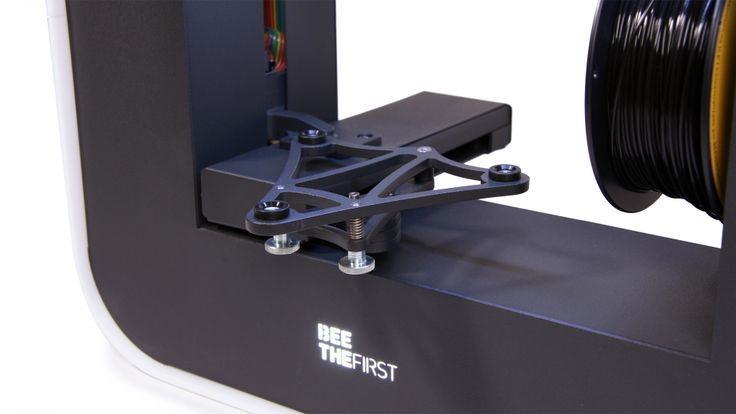 A precise Europe manufactured 3D printer in cool stylish and practical design. See more here:  http://beeverycreative.creativetools.se/