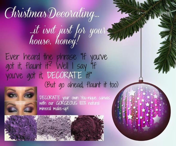 Decorate the this Check for high YOURSELF out Makeup PERFECT tops shoes awesome Christmas year  is cosmetics women the Younique     s Mineral here way   http   www youniqueproducts com chantelbame