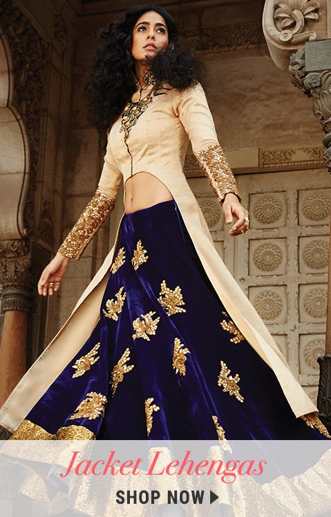 latest indo western designer wear for ladies manish malhotra - Google Search