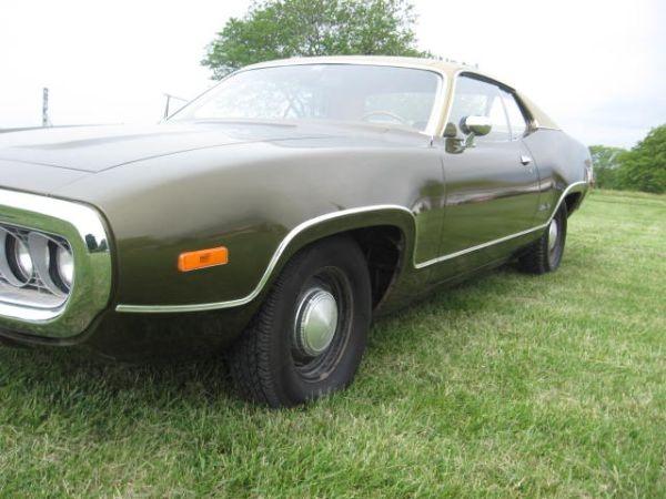 1972 Plymouth Satellite Sebring 53,000 Original Miles - $5200