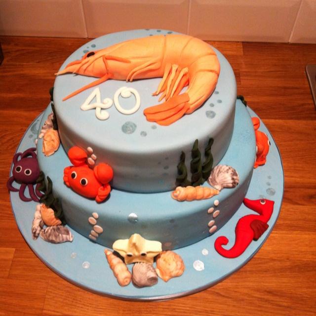 Salmon Birthday Cake: 7 Best Judah Images On Pinterest