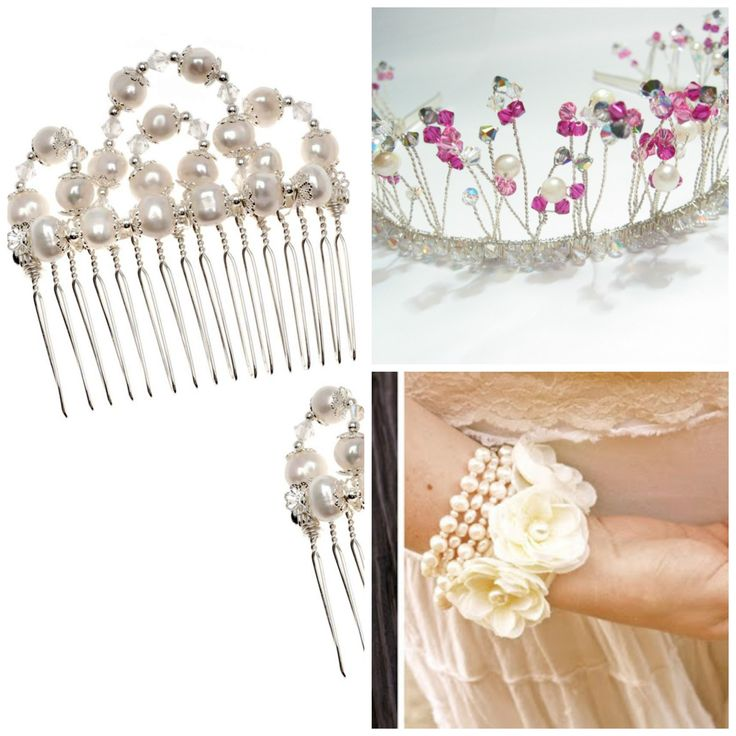 Inspiration for your DIY Wedding Jewelry