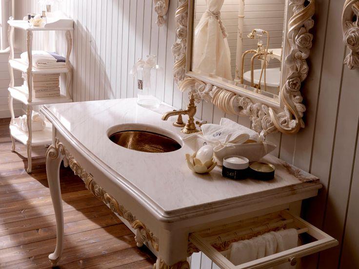 Beautiful Luxury Bathroom Designs – Collezione 1941 by Savio Firmino | DigsDigs