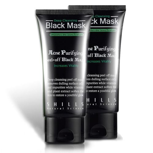 (2) Purifying Black Peel Off Masks