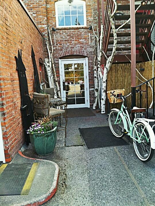 Downtown Bend, Oregon